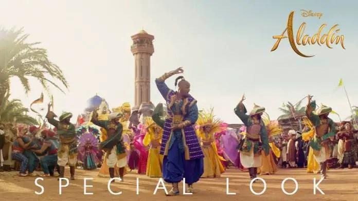 Aladdin Special Look