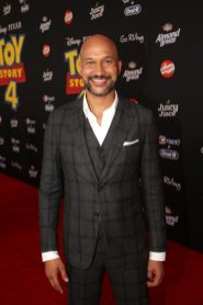 HOLLYWOOD, CA - JUNE 11: Keegan-Michael Key attends the world premiere of Disney and Pixar's TOY STORY 4 at the El Capitan Theatre in Hollywood, CA on Tuesday, June 11, 2019. (Photo by Jesse Grant/Getty Images for Disney) *** Local Caption *** Keegan-Michael Key