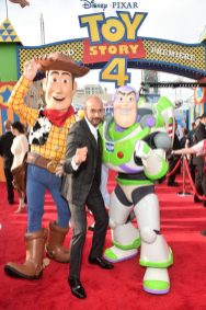 HOLLYWOOD, CA - JUNE 11: Keegan-Michael Key attends the world premiere of Disney and Pixar's TOY STORY 4 at the El Capitan Theatre in Hollywood, CA on Tuesday, June 11, 2019. (Photo by Alberto E. Rodriguez/Getty Images for Disney) *** Local Caption *** Keegan-Michael Key