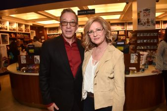 HOLLYWOOD, CA - JUNE 11: (L-R) Tim Allen and Bonnie Hunt attend the world premiere of Disney and Pixar's TOY STORY 4 at the El Capitan Theatre in Hollywood, CA on Tuesday, June 11, 2019. (Photo by Alberto E. Rodriguez/Getty Images for Disney) *** Local Caption *** Bonnie Hunt; Tim Allen