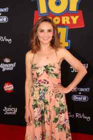 HOLLYWOOD, CA - JUNE 11: Rachael Leigh Cook attends the world premiere of Disney and Pixar's TOY STORY 4 at the El Capitan Theatre in Hollywood, CA on Tuesday, June 11, 2019. (Photo by Jesse Grant/Getty Images for Disney) *** Local Caption *** Rachael Leigh Cook