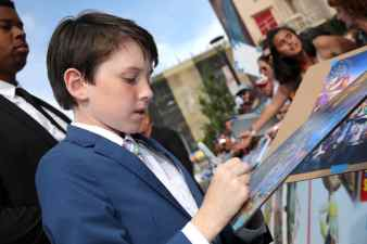 HOLLYWOOD, CA - JUNE 11: Jack McGraw attends the world premiere of Disney and Pixar's TOY STORY 4 at the El Capitan Theatre in Hollywood, CA on Tuesday, June 11, 2019. (Photo by Rich Polk/Getty Images for Disney) *** Local Caption *** Jack McGraw