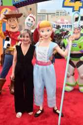 HOLLYWOOD, CA - JUNE 11: Annie Potts attends the world premiere of Disney and Pixar's TOY STORY 4 at the El Capitan Theatre in Hollywood, CA on Tuesday, June 11, 2019. (Photo by Alberto E. Rodriguez/Getty Images for Disney) *** Local Caption *** Annie Potts