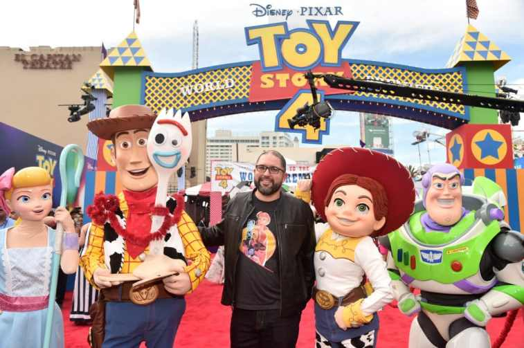HOLLYWOOD, CA - JUNE 11: Director Josh Cooley attends the world premiere of Disney and Pixar's TOY STORY 4 at the El Capitan Theatre in Hollywood, CA on Tuesday, June 11, 2019. (Photo by Alberto E. Rodriguez/Getty Images for Disney) *** Local Caption *** Josh Cooley
