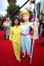 HOLLYWOOD, CA - JUNE 11: Ally Maki attends the world premiere of Disney and Pixar's TOY STORY 4 at the El Capitan Theatre in Hollywood, CA on Tuesday, June 11, 2019. (Photo by Rich Polk/Getty Images for Disney) *** Local Caption *** Ally Maki