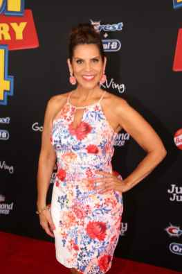 HOLLYWOOD, CA - JUNE 11: Lori Alan attends the world premiere of Disney and Pixar's TOY STORY 4 at the El Capitan Theatre in Hollywood, CA on Tuesday, June 11, 2019. (Photo by Jesse Grant/Getty Images for Disney) *** Local Caption *** Lori Alan