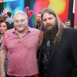 HOLLYWOOD, CA - JUNE 11: Composer Randy Newman L) and Singer Chris Stapleton attend the world premiere of Disney and Pixar's TOY STORY 4 at the El Capitan Theatre in Hollywood, CA on Tuesday, June 11, 2019. (Photo by Rich Polk/Getty Images for Disney) *** Local Caption *** Randy Newman; Chris Stapleton