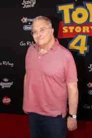 HOLLYWOOD, CA - JUNE 11: Composer Randy NewmanComposer Randy Newman attends the world premiere of Disney and Pixar's TOY STORY 4 at the El Capitan Theatre in Hollywood, CA on Tuesday, June 11, 2019. (Photo by Jesse Grant/Getty Images for Disney) *** Local Caption *** Randy Newman