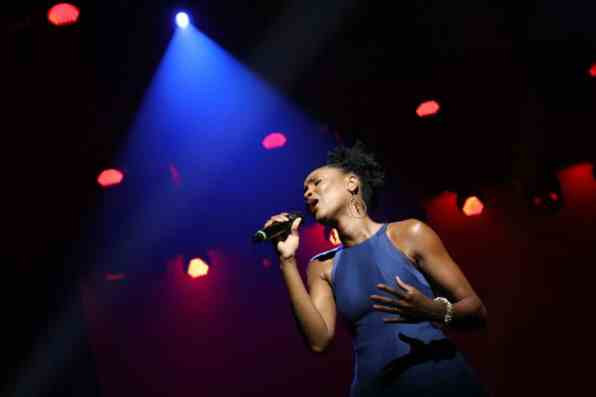 Disney Vacation Club, Kissy Simmons, Photo Disney Theatrical Productions