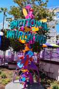 Emotional Whirlwind - Disney California Adventure