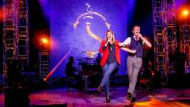Epcot International Festival of Arts, Heidi Blickenstaff and Gavin Lee, Photo Disney Theatrical Productions
