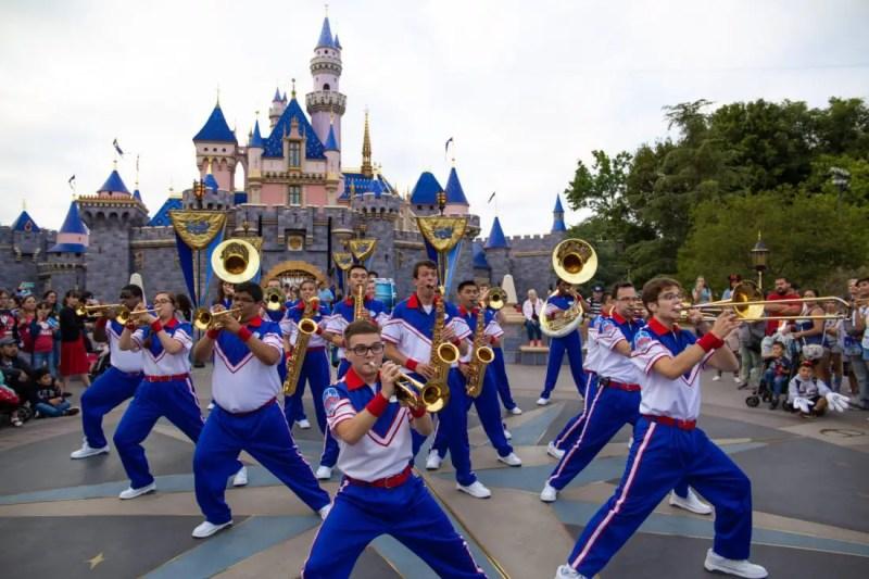 2019 Disneyland Resort All-American College Band