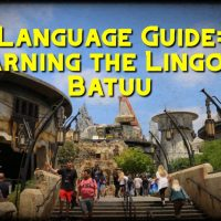 Language Guide: Learning the Lingo of Batuu at Star Wars: Galaxy's Edge