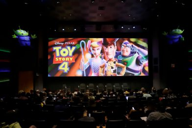 ORLANDO, FLORIDA - JUNE 08: Environment as seen at the Global Press Junket for Pixar's TOY STORY 4 at Disney's Hollywood Studios on June 08, 2019 in Orlando, Florida. (Photo by John Parra/Getty Images for Disney)