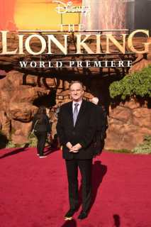 "HOLLYWOOD, CALIFORNIA - JULY 09: Visual effects supervisor Robert Legato attends the World Premiere of Disney's ""THE LION KING"" at the Dolby Theatre on July 09, 2019 in Hollywood, California. (Photo by Alberto E. Rodriguez/Getty Images for Disney)"