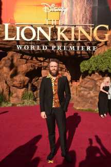 "HOLLYWOOD, CALIFORNIA - JULY 09: Seth Rogen attends the World Premiere of Disney's ""THE LION KING"" at the Dolby Theatre on July 09, 2019 in Hollywood, California. (Photo by Alberto E. Rodriguez/Getty Images for Disney)"