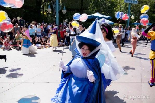 Disneyland 64th Birthday Cavalcade-110
