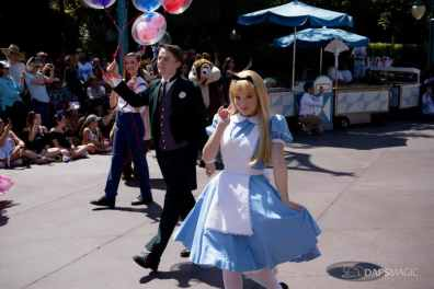 Disneyland 64th Birthday Cavalcade-15