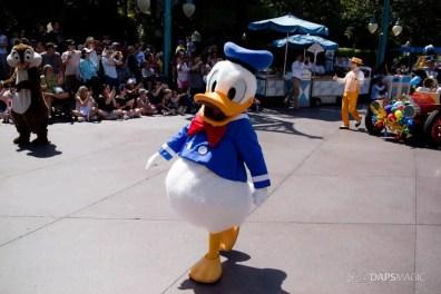 Disneyland 64th Birthday Cavalcade-17