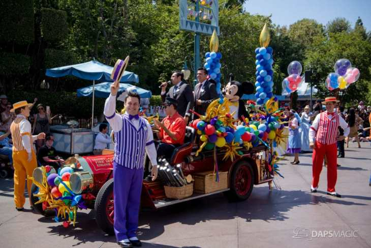 Disneyland 64th Birthday Cavalcade-20