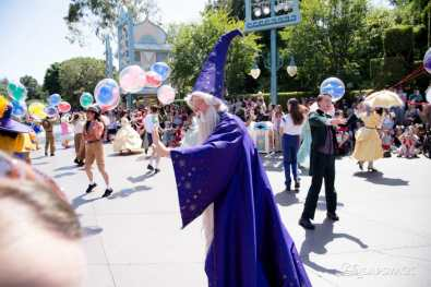 Disneyland 64th Birthday Cavalcade-62