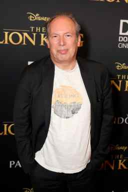 "HOLLYWOOD, CALIFORNIA - JULY 09: Hans Zimmer attends the World Premiere of Disney's ""THE LION KING"" at the Dolby Theatre on July 09, 2019 in Hollywood, California. (Photo by Jesse Grant/Getty Images for Disney)"