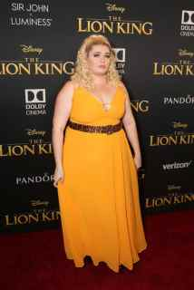 "HOLLYWOOD, CALIFORNIA - JULY 09: Heather Traska attends the World Premiere of Disney's ""THE LION KING"" at the Dolby Theatre on July 09, 2019 in Hollywood, California. (Photo by Jesse Grant/Getty Images for Disney)"