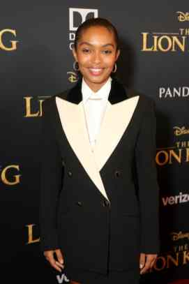 "HOLLYWOOD, CALIFORNIA - JULY 09: Yara Shahidi attends the World Premiere of Disney's ""THE LION KING"" at the Dolby Theatre on July 09, 2019 in Hollywood, California. (Photo by Jesse Grant/Getty Images for Disney)"
