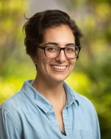 Women of Impact panelist, Lilly Sedaghat.