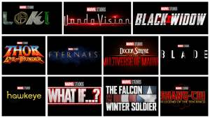 Marvel Phase Four