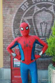 Spider-Man With New Suit at Disney California Adventure-15