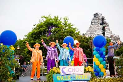 CHOC Walk in the Park at Disneyland 2019-24