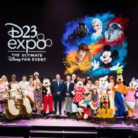 Disney Announces Next D23 Expo for September 2022