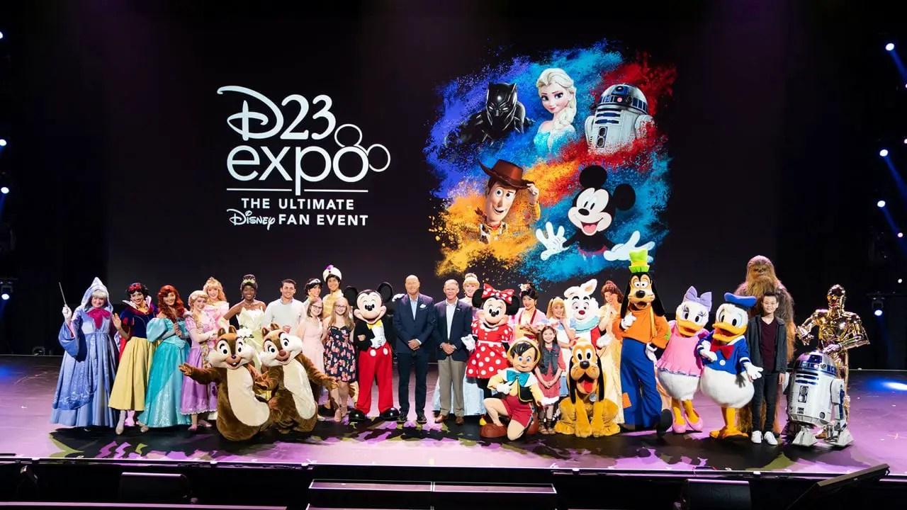 Disney Announces Next D23 Expo for September 2022