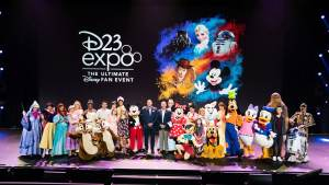D23 Expo - Make-A-Wish Segment
