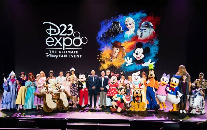 D23 Expo - Make-A-Wish Segment