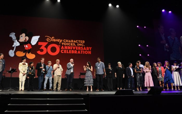 Disney Character Voices, Inc_ 30th Anniversary Celebration