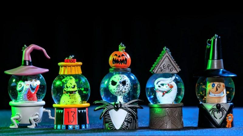 Halloween Time Merchandise at Disneyland
