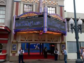 Mickeys PhilharMagic Entrance Sunset Showcase Theater-7