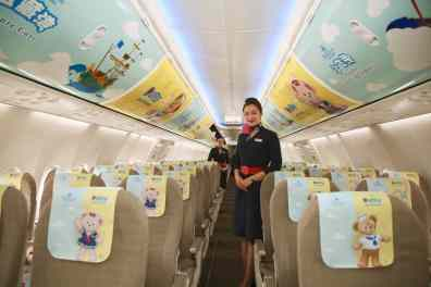 Shanghai Disney Resort Duffy Month China Eastern Airlines-8
