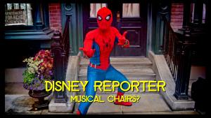 Musical Chairs? - DISNEY Reporter