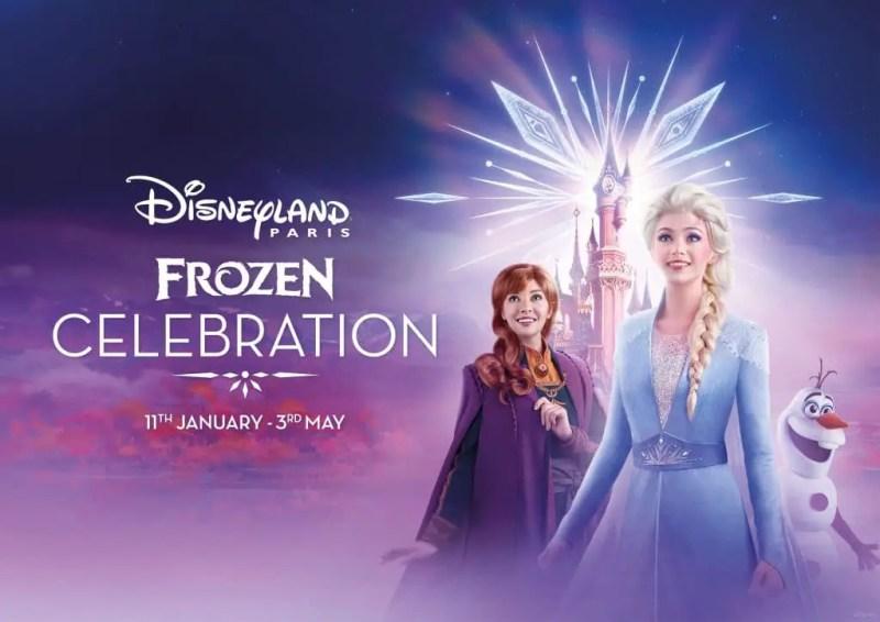 Disneyland Paris - Frozen Celebration