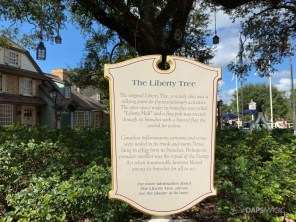 Liberty Tree in Liberty Square at Magic Kingdom-1