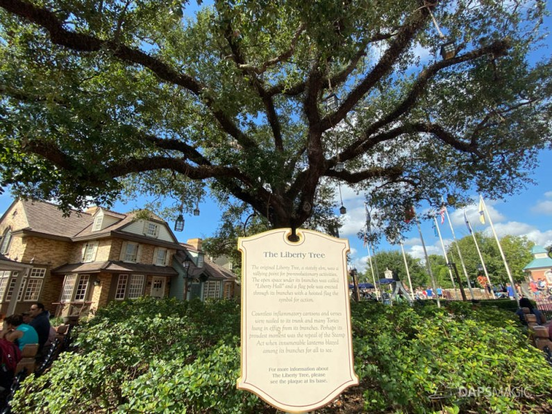 Liberty Tree in Liberty Square at Magic Kingdom-2