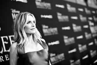 "HOLLYWOOD, CALIFORNIA - SEPTEMBER 30: Actor Michelle Pfeiffer attends the World Premiere of Disney's ""Maleficent: Mistress of Evil"" at the El Capitan Theatre on September 30, 2019 in Hollywood, California. (Photo by Charley Gallay/Getty Images for Disney)"