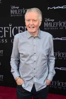 """HOLLYWOOD, CALIFORNIA - SEPTEMBER 30: Jon Voight attends the World Premiere of Disney's """"Maleficent: Mistress of Evil"""" at the El Capitan Theatre on September 30, 2019 in Hollywood, California. (Photo by Alberto E. Rodriguez/Getty Images for Disney)"""