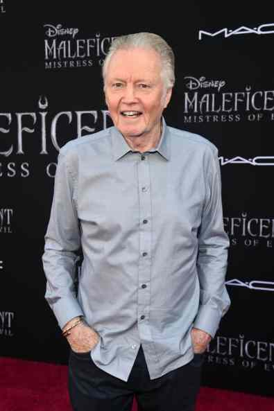 "HOLLYWOOD, CALIFORNIA - SEPTEMBER 30: Jon Voight attends the World Premiere of Disney's ""Maleficent: Mistress of Evil"" at the El Capitan Theatre on September 30, 2019 in Hollywood, California. (Photo by Alberto E. Rodriguez/Getty Images for Disney)"