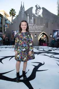 """Spencer Moss attends the World Premiere of Disney's """"Maleficent: Mistress of Evil"""" at the El Capitan Theatre in Hollywood, CA on September 30, 2019 .(photo: Alex J. Berliner/ABImages)"""