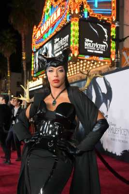 """HOLLYWOOD, CALIFORNIA - SEPTEMBER 30: Shangela attends the World Premiere of Disney's """"Maleficent: Mistress of Evil"""" at the El Capitan Theatre on September 30, 2019 in Hollywood, California. (Photo by Charley Gallay/Getty Images for Disney)"""
