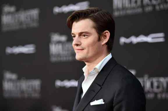 """HOLLYWOOD, CALIFORNIA - SEPTEMBER 30: Actor Sam Riley attends the World Premiere of Disney's """"Maleficent: Mistress of Evil"""" at the El Capitan Theatre on September 30, 2019 in Hollywood, California. (Photo by Alberto E. Rodriguez/Getty Images for Disney)"""
